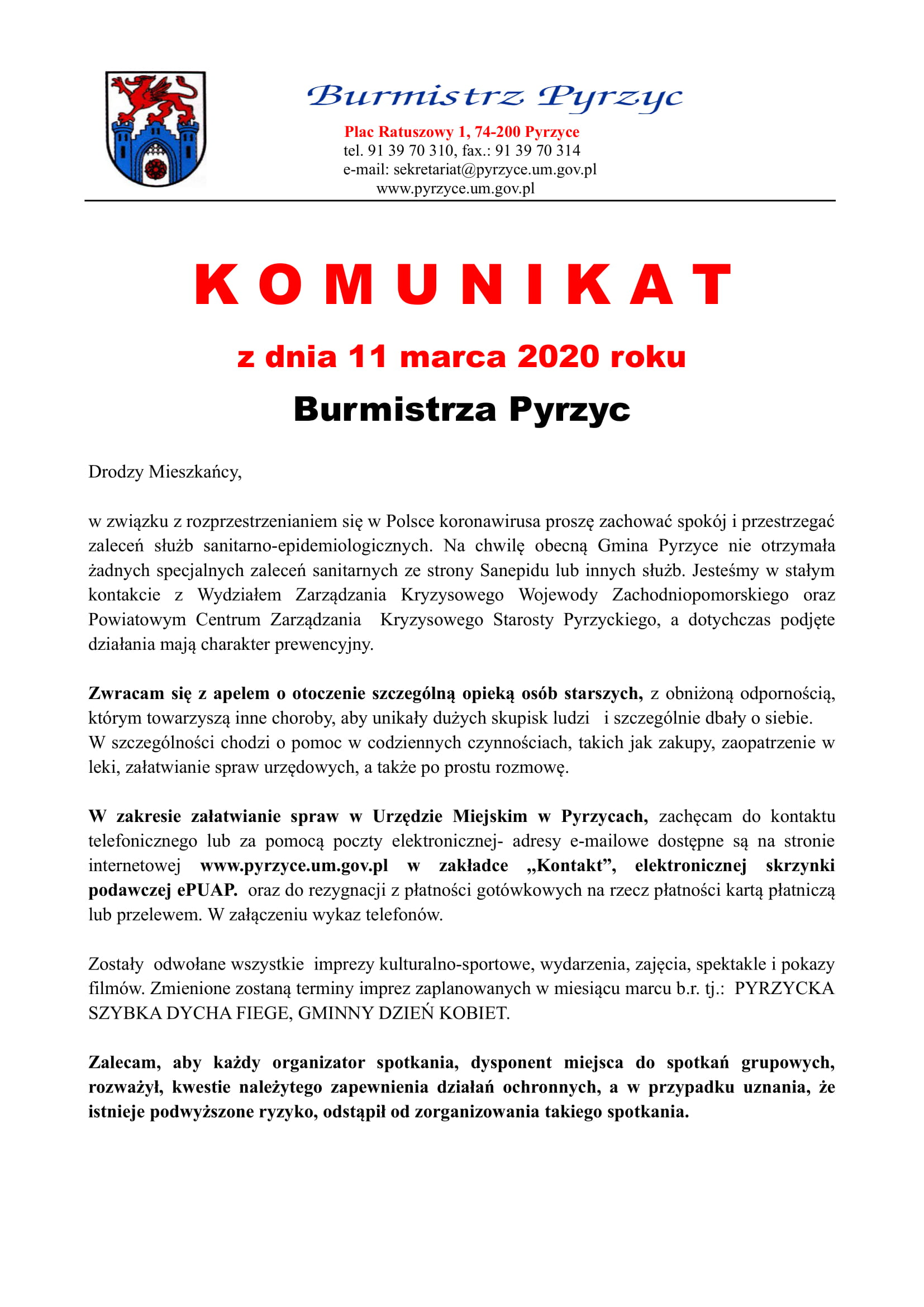 Komunikat Burmistrza.doc 2-2-1-1